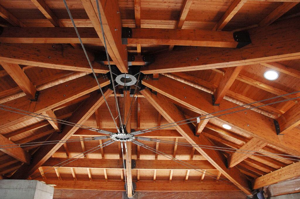 Progettazione struttura in legno